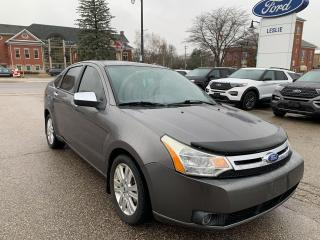 Used 2010 Ford Focus SEL for sale in Harriston, ON