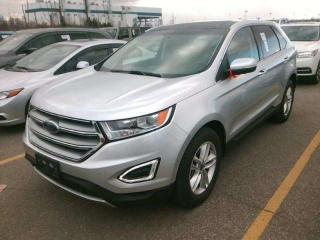 Used 2016 Ford Edge SEL 4dr AWD Sport Utility for sale in Winnipeg, MB