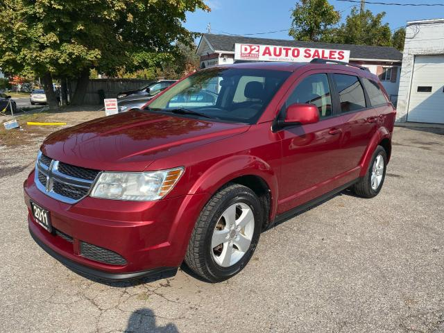 2011 Dodge Journey CVP/Accident Free/Automatic/Comes Certified