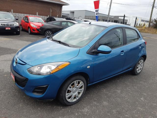 2011 Mazda MAZDA2 GX, AUTOMATIC, ACCIDENT FREE, 138 KM
