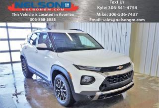 New 2021 Chevrolet TrailBlazer ACTIV for sale in Avonlea, SK
