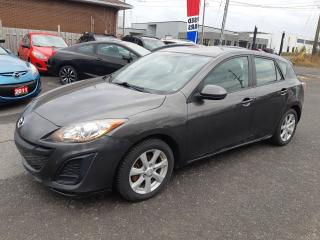Used 2011 Mazda MAZDA3 GX, ACCIDENT FREE, AUTOMATIC, ONLY 94 KM for sale in Ottawa, ON