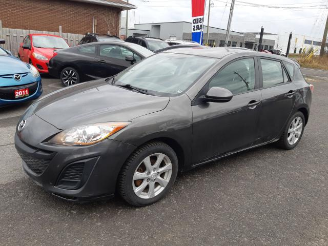 2011 Mazda MAZDA3 GX, ACCIDENT FREE, AUTOMATIC, ONLY 94 KM