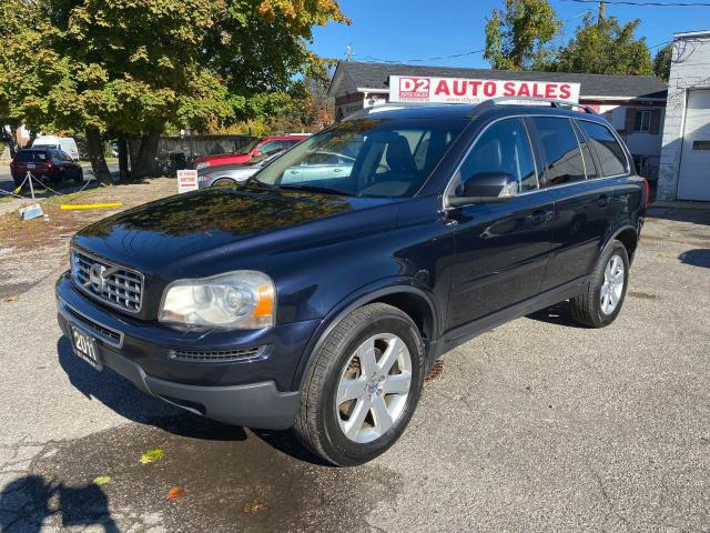 2011 Volvo XC90 7 Passenger/AWD/Automatic/Leather/Roof/Bluetooth