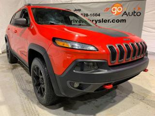 Used 2017 Jeep Cherokee Trailhawk for sale in Peace River, AB