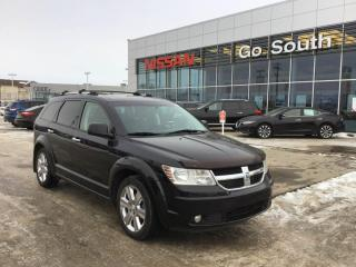 Used 2010 Dodge Journey R/T, AWD, LEATHER, NAVIGATION for sale in Edmonton, AB