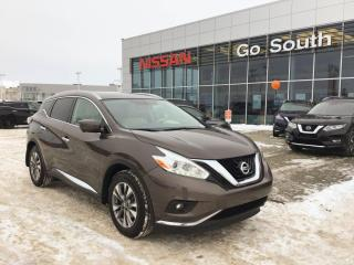 Used 2017 Nissan Murano SL, AWD, NAVIGATION, LEATHER for sale in Edmonton, AB