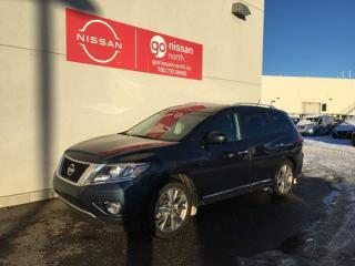 Used 2015 Nissan Pathfinder Platinum for sale in Edmonton, AB