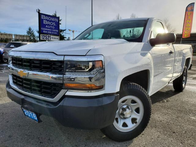 2016 Chevrolet Silverado 1500 LOCAL, 1 OWNER Work Truck