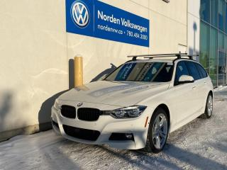 Used 2018 BMW 3 Series 330i xDrive TOURING AWD - LEATHER / NAVI / SUNROOF for sale in Edmonton, AB