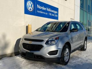 Used 2017 Chevrolet Equinox LS AWD for sale in Edmonton, AB