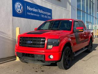 Used 2014 Ford F-150 FX4 OFF ROAD 4X4 - FULLY LOADED for sale in Edmonton, AB