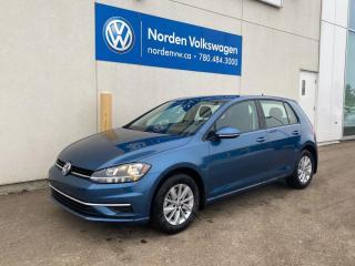 New 2020 Volkswagen Golf COMFORTLINE for sale in Edmonton, AB