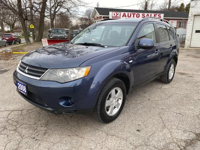 2008 Mitsubishi Outlander LS/Automatic/4x4/Comes Certified