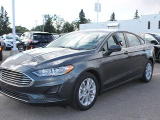 Used 2019 Ford Fusion SE | FWD | Heated Seats | Ford Remote Start | Reverse Camera for sale in Edmonton, AB