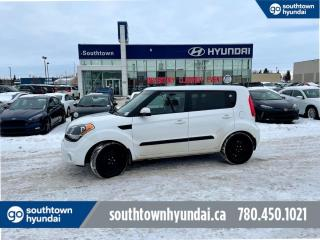 Used 2013 Kia Soul LUX/LEATHER/ROOF/HEATED SEATS/BACK UP CAM for sale in Edmonton, AB