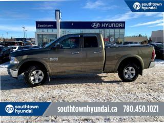 Used 2013 RAM 1500 Outdoorsman/HEATED SEATS/REMOTE START/BIG SCREEN/4X4 for sale in Edmonton, AB