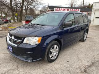 Used 2015 Dodge Grand Caravan SXT/DVD/Navi/Bckup Camera/Bluetooth/Certified for sale in Scarborough, ON