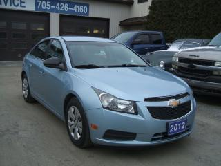 Used 2012 Chevrolet Cruze LT for sale in Beaverton, ON