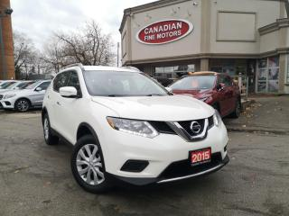 Used 2015 Nissan Rogue S for sale in Scarborough, ON