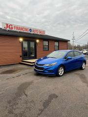 Used 2018 Chevrolet Cruze LT for sale in Millbrook, NS