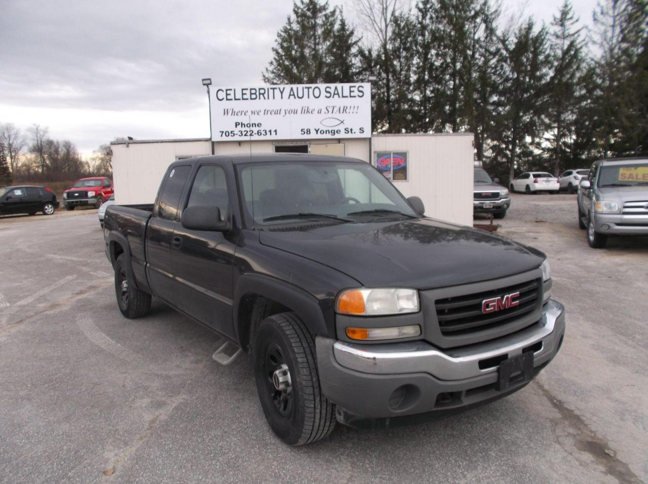 2005 GMC Sierra 1500