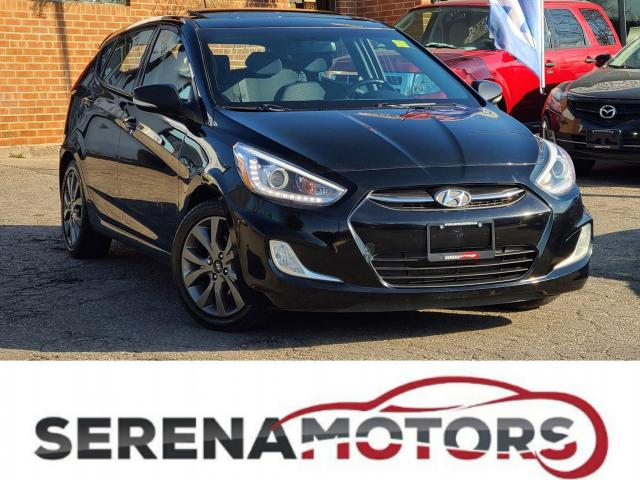 2015 Hyundai Accent GLS   MANUAL   SUNROOF   ONE ONWER   NO ACCIDENTS