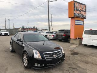 Used 2008 Cadillac CTS LEATHER**VERY CLEAN**PANO ROOF**CERTIFIED for sale in London, ON