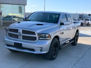 Used 2017 RAM 1500 SPORT for sale in Tilbury, ON