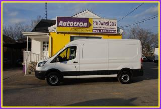 Used 2016 Ford Transit 150 2016 Ford Transit 150 Long Mid Roof for sale in Woodbridge, ON