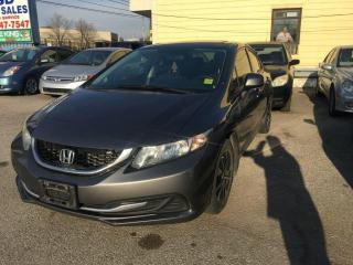 Used 2013 Honda Civic EX for sale in Scarborough, ON