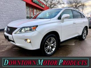 Used 2013 Lexus RX 450h HYBRID for sale in London, ON