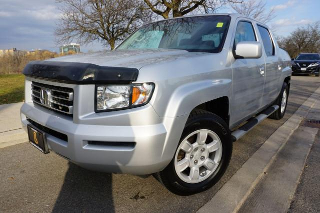 2006 Honda Ridgeline 1 OWNER, RUST PROOFED, DEALER SERVICED, IMMACULATE