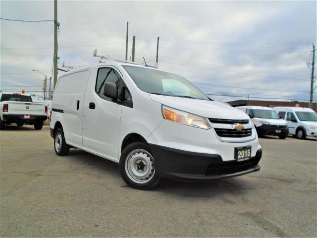2015 Chevrolet City Express AUTO CARGO VAN LOW KM SAFETY NO ACCIDENT ROOF RACK