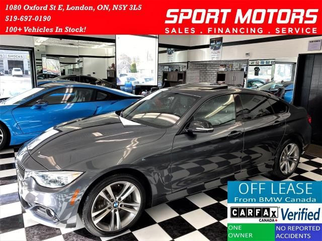 2016 BMW 4 Series 428i xDrive GranCoupe TECH+BlindSpot+ACCIDENT FREE