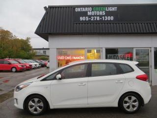 Used 2015 Kia Rondo LX Winter Edition HEATED SEATS, BLUETOOTH, ALLOYS for sale in Mississauga, ON