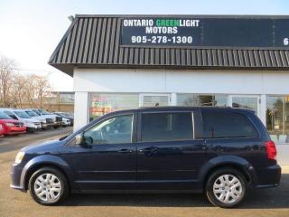 Used 2017 Dodge Grand Caravan SXT,FULL STOW AND GO,BLUETOOH for sale in Mississauga, ON