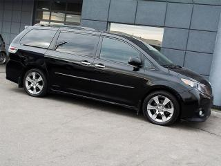 Used 2014 Toyota Sienna SE|REARCAM|8 SEATS|SUNROOF|19 inch ALLOYS for sale in Toronto, ON