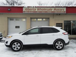 Used 2017 Ford Edge SE for sale in Edmonton, AB