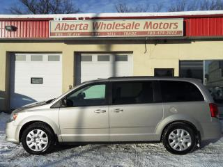 Used 2016 Dodge Grand Caravan SXT for sale in Edmonton, AB