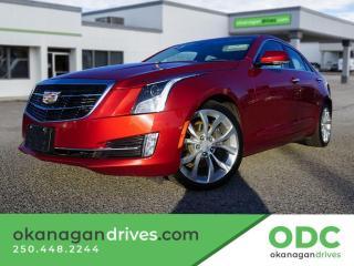 Used 2015 Cadillac ATS Premium AWD for sale in Kelowna, BC