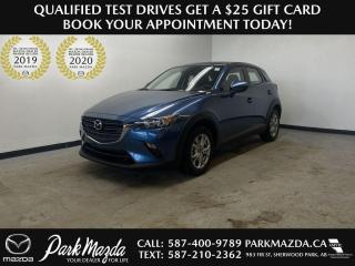 Used 2020 Mazda CX-3 GS for sale in Sherwood Park, AB