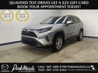 Used 2020 Toyota RAV4 LE for sale in Sherwood Park, AB