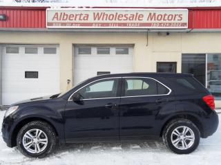 Used 2015 Chevrolet Equinox LS for sale in Edmonton, AB