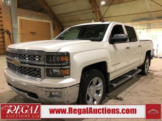 Used 2014 Chevrolet Silverado 1500 LTZ 4D CREW CAB for sale in Calgary, AB