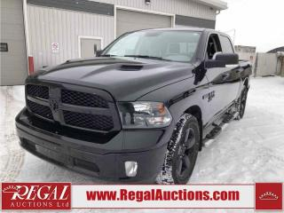Used 2019 RAM 1500 Classic SLT BLACK CREW CAB SWB 4WD 3.0L for sale in Calgary, AB