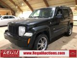 Photo of Black 2008 Jeep Liberty