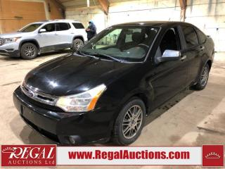 Used 2011 Ford Focus SE 4D Sedan for sale in Calgary, AB