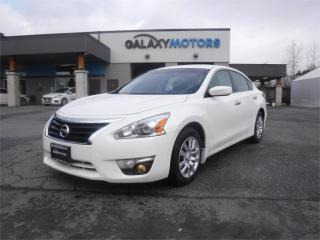 Used 2015 Nissan Altima 2.5 S-BLUETOOTH, USB, AUX for sale in Duncan, BC