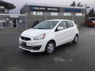 Used 2019 Mitsubishi Mirage ES for sale in Nanaimo, BC